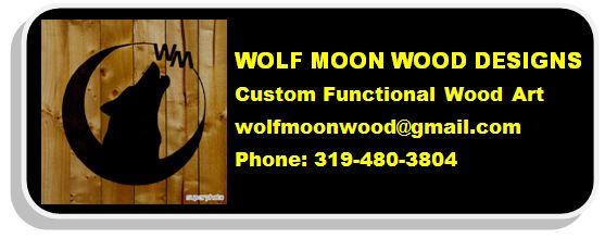 Wolf Moon Wood Designs